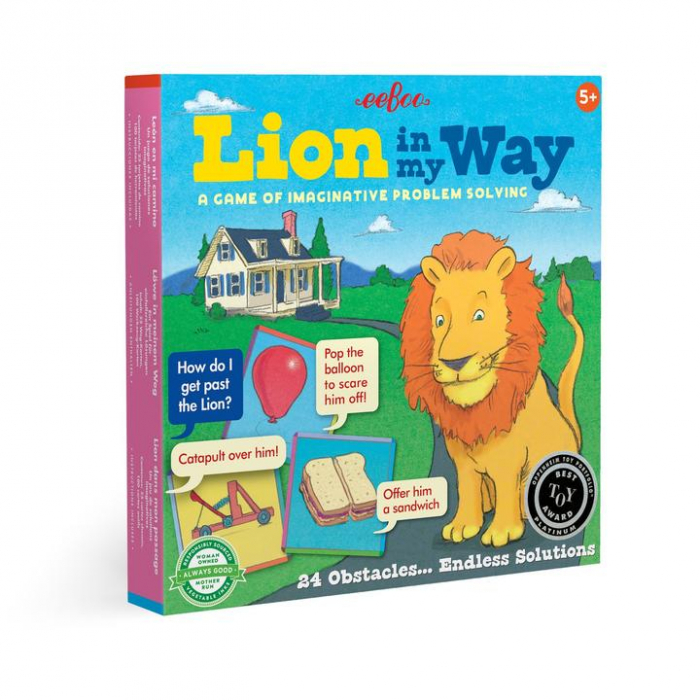 Lion in my Way- Joc educativ de strategie si cooperare 0