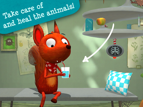 Little Fox Animal Doctor - Mica vulpe veterinar 3