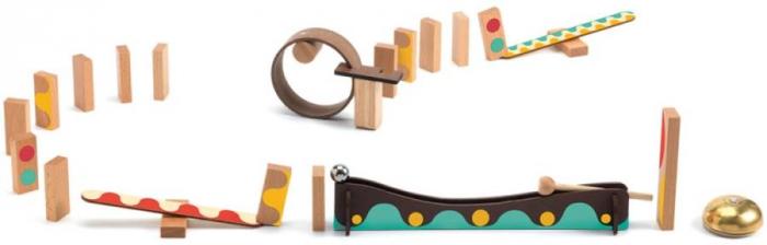 Zig & Go 25 piese - Set de constructie trasee [2]