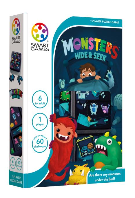 Monsters hide and seek [0]
