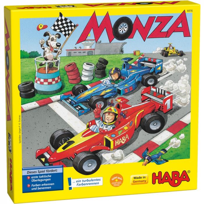 Monza - Joc de familie 0