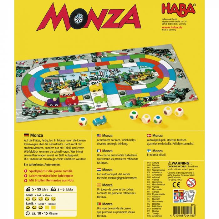 Monza - Joc de familie 2