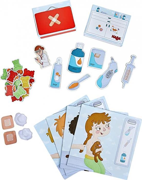 My first games - La pediatru [1]