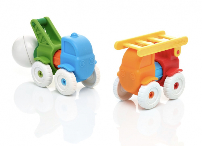 My first vehicles - Joc magnetic 2