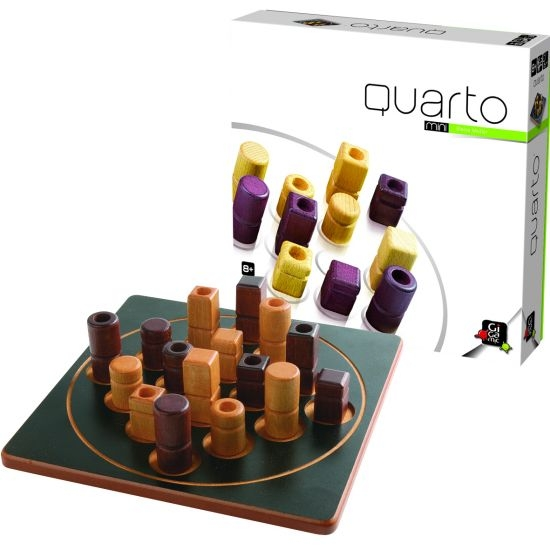 QUARTO - Joc de strategie 2