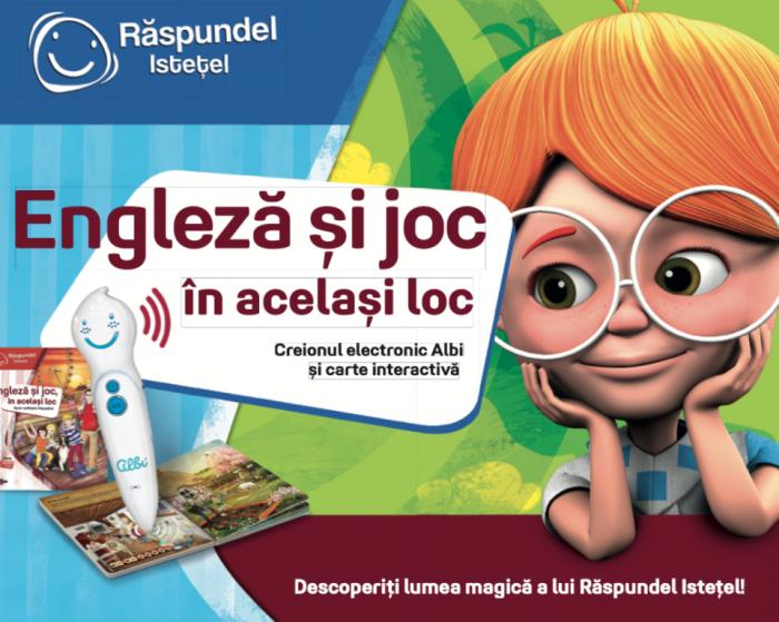 Pachet Interactiv Engleza si Joc in Acelasi Loc [0]