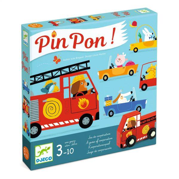 Pin pon - Vin pompierii [2]