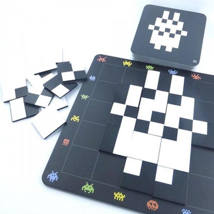 Pixel Tangram - Joc de logica 2