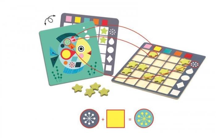 Coloformix - Joc de logică 1