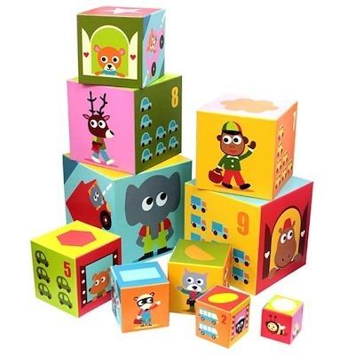 Turn de construit Masini - Joc educativ [2]