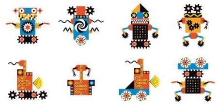 Kinoptik Roboti - Joc educativ 2
