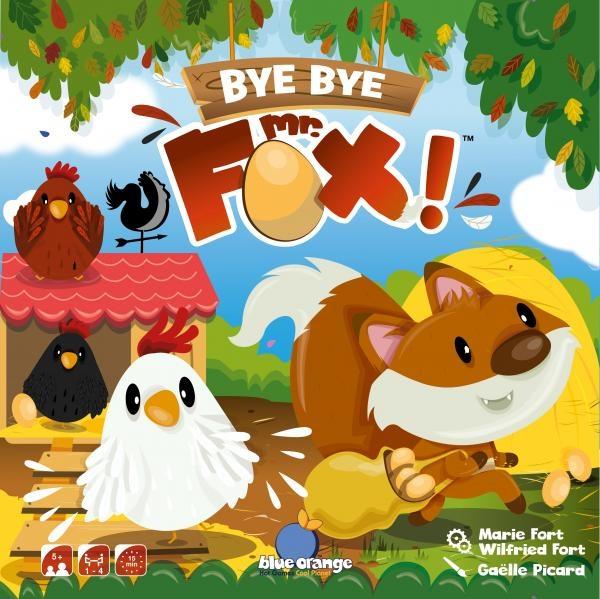 BYE BYE MR. FOX - Joc de cooperare 1