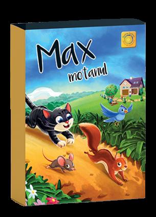 Joc de cooperare Max Motanul [0]