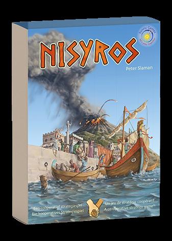 Joc de cooperare Nisyros 0