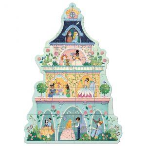 Puzzle gigant - Castelul printeselor [1]