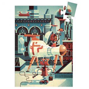 Puzzle – Robotul Bob [1]