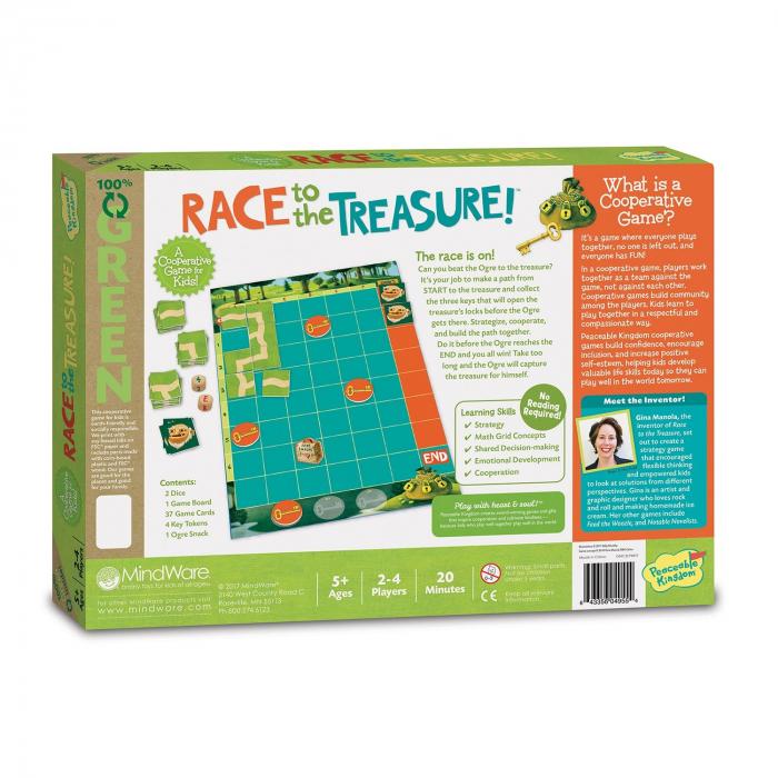 Race to the Treasure - Cursa spre comoară 3