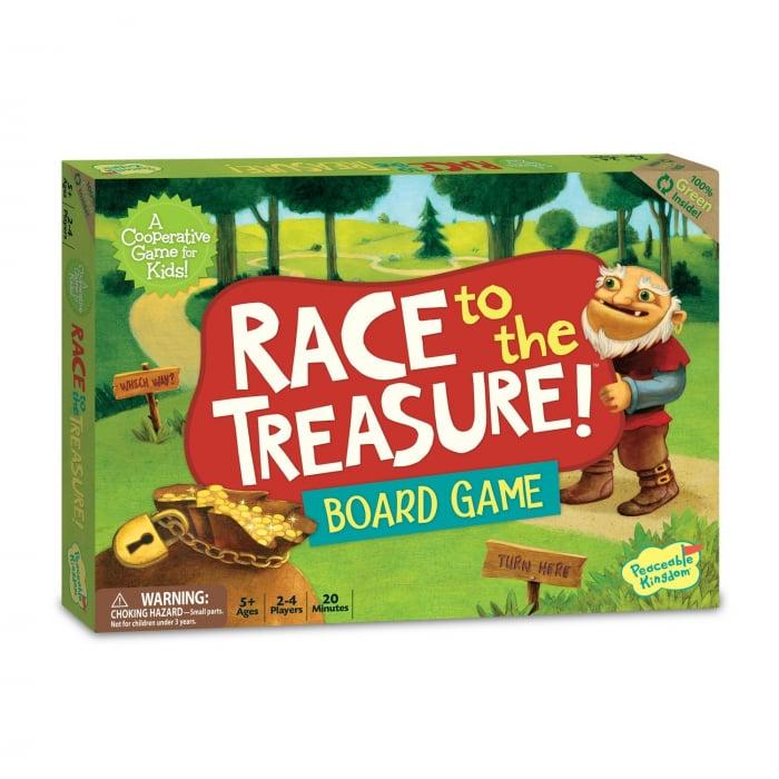 Race to the Treasure - Cursa spre comoară 0