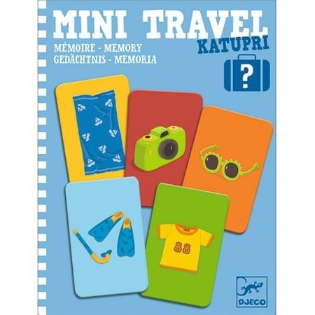Mini travel Katupri - Joc de memorie 0