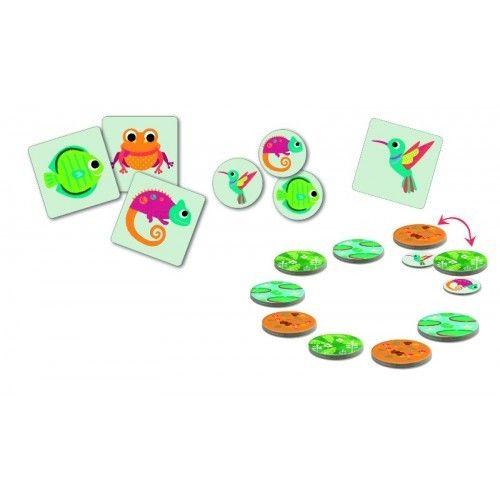 Memo Tropico - Joc de memorie 1
