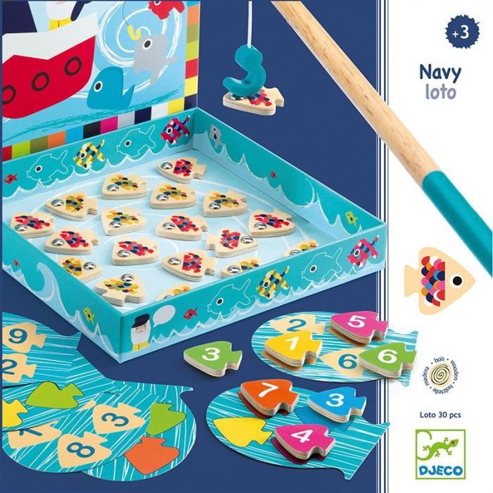 Navy loto - Joc educativ 0