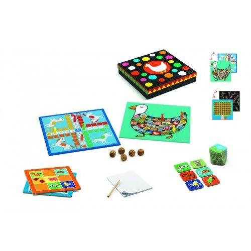 Colecție 12 jocuri clasice de familie 1