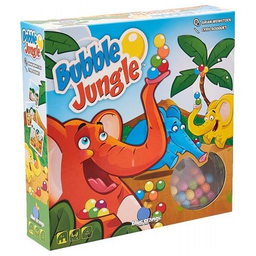 Bubble Jungle - Joc de familie 0