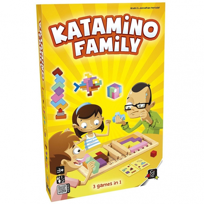 KATAMINO FAMILY - Joc de logică 0