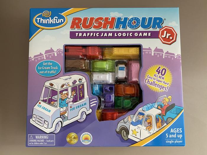 Rush hour Jr. 1