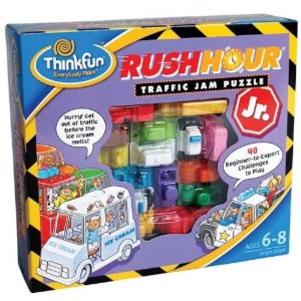 Rush hour Jr. 0