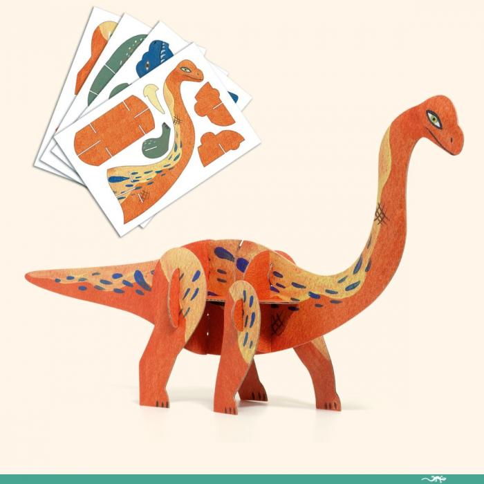 Atelier creativ Lumea dinozaurilor [4]