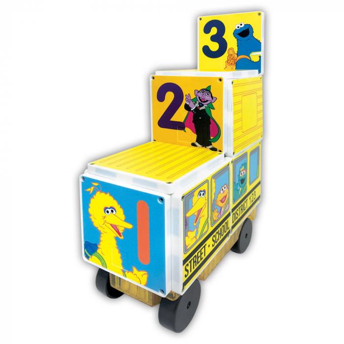 Sesame Street School Bus [4]