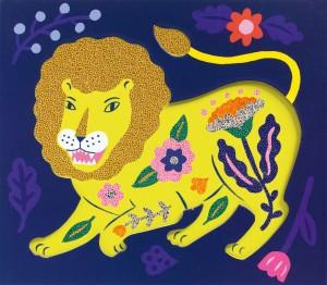 Set creativ cu margele, Animale si flori [2]