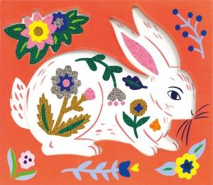 Set creativ cu margele, Animale si flori [3]