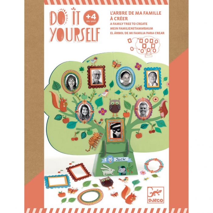 Set DIY Arborele Genealogic 0