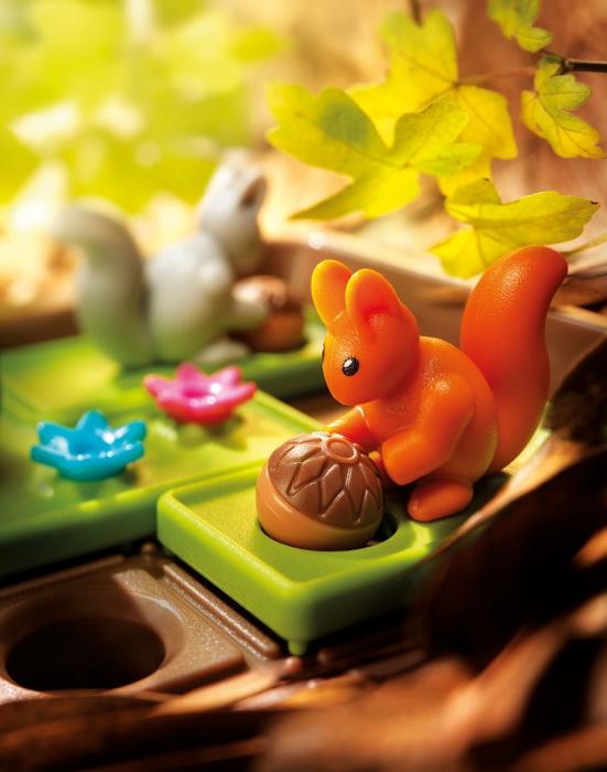 Squirrels Go Nuts - Joc de logică [3]
