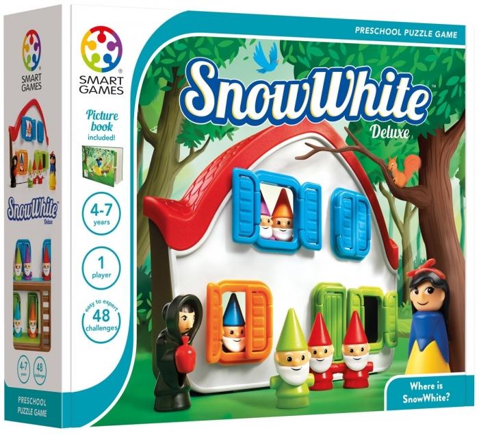 Snow White Deluxe - Joc de logică 0