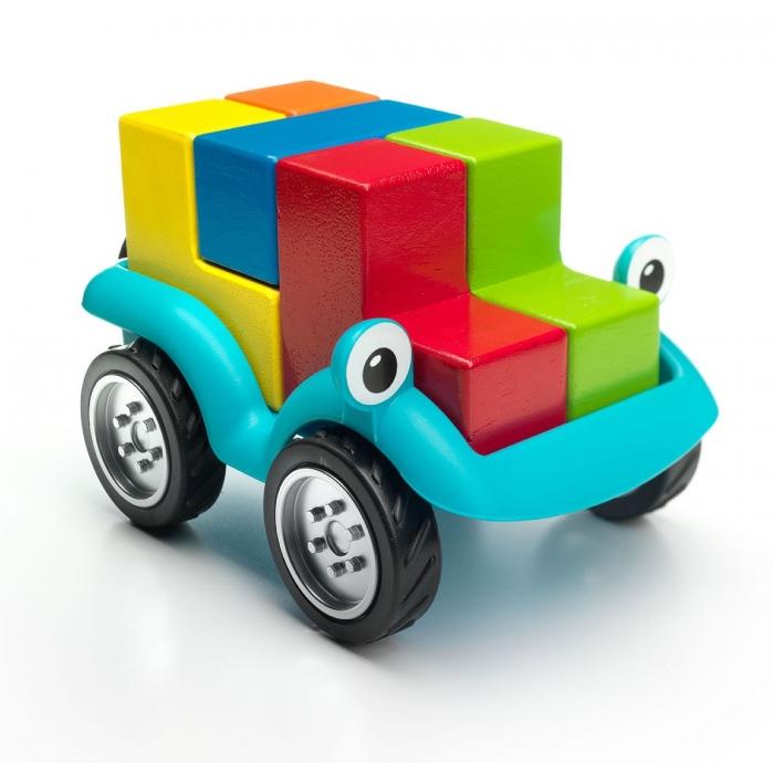 Smart Car 5x5 - Joc de logică 1