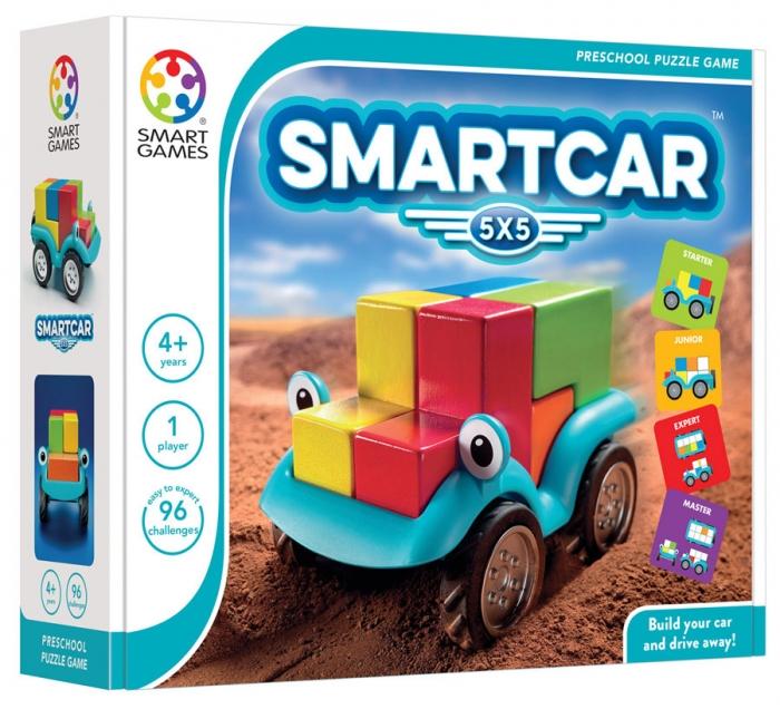 Smart Car 5x5 - Joc de logică 0