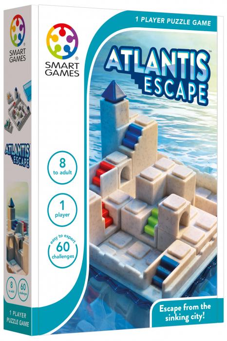Atlantis Escape - Joc de logică 0