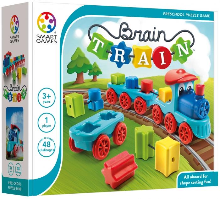 BRAIN TRAIN - Joc de logică [0]