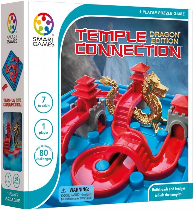 TEMPLE CONNECTION DRAGON EDITION - Joc de logică 0