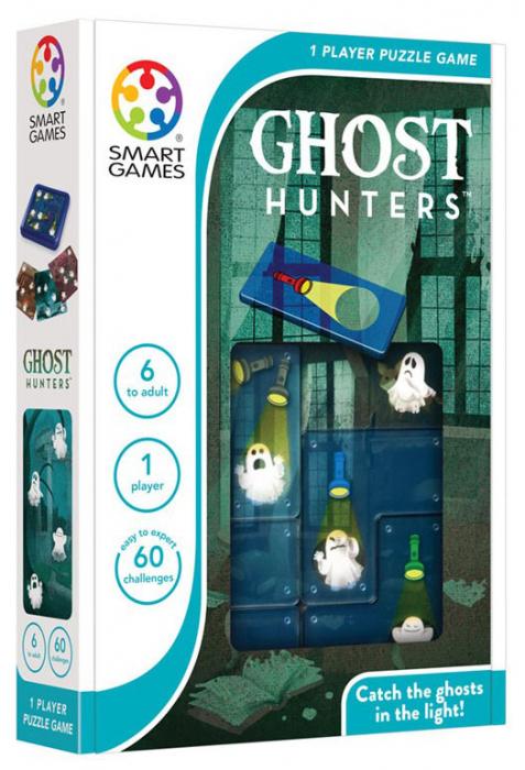 Ghost Hunters - Joc de logică 0