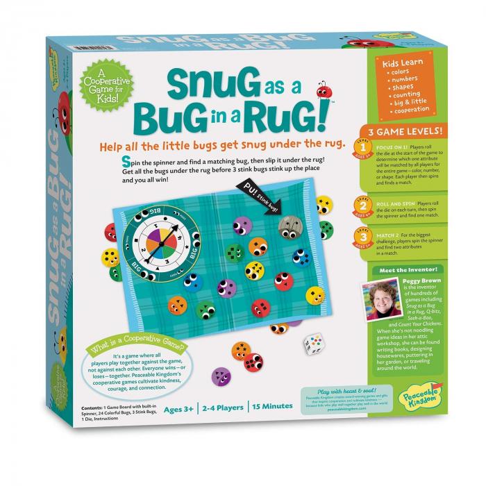 Snug as a bug in a rug – Confortabil ca un gândăcel sub covor 2