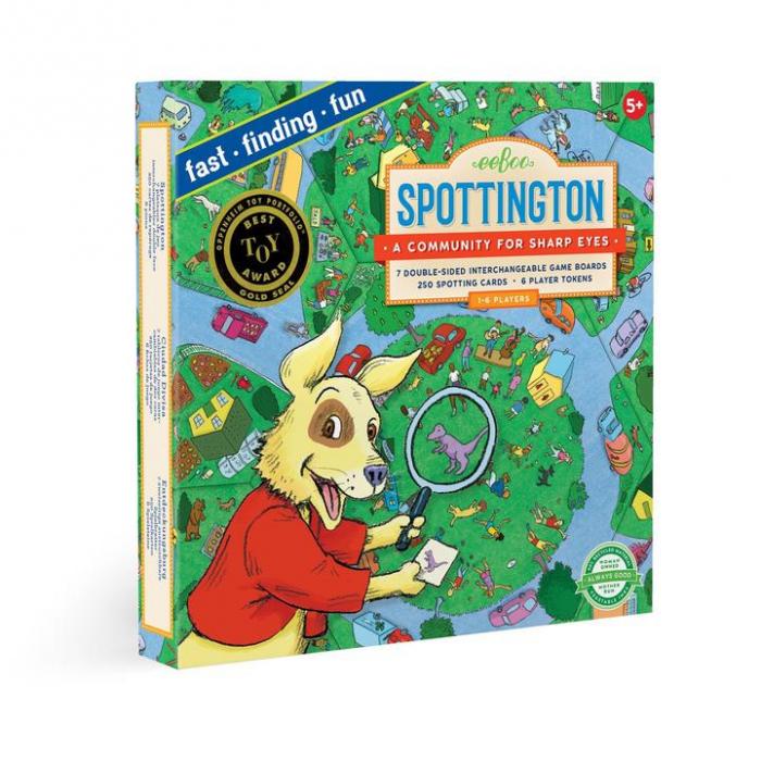Spottington- joc educativ de cautare si observatie 0
