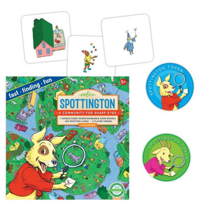 Spottington- joc educativ de cautare si observatie 2