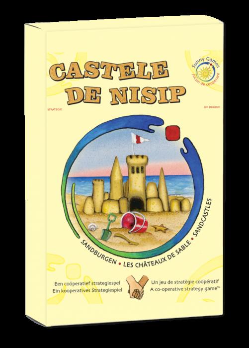 Joc de cooperare Castele De Nisip 0
