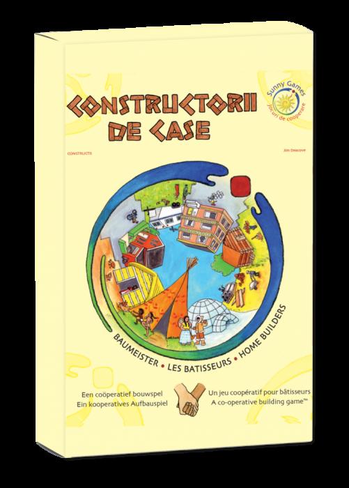 Joc de cooperare Constructorii De Case [0]