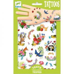 Tatuaje - Flori de primavara [0]