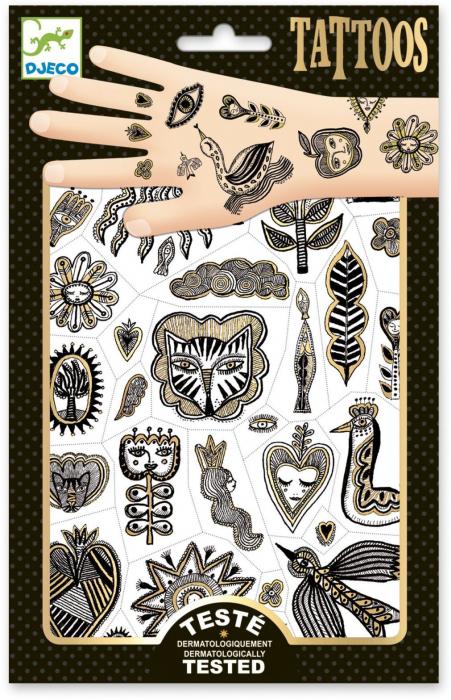 Tatuaje Chic auriu [0]